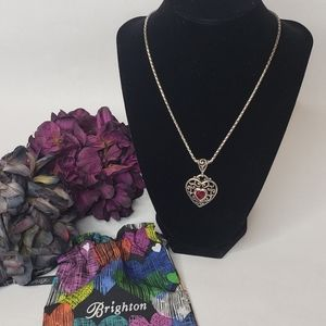 ♥️Brighton Beauty! Love Your Heart Necklace